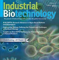 Industrial-Biotechnology Nancy J Kelley