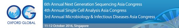 6th Annual NGS Asia Congress 2016 @ Concorde Hotel Singapore | Singapore | Singapore