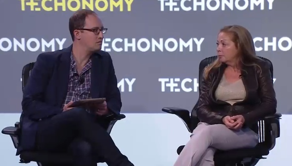 Nancy J Kelley - Techonomy