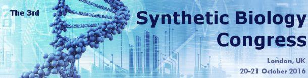 Synthetic Biology Congress, London @ Novotel London West, London, UK | London | England | United Kingdom