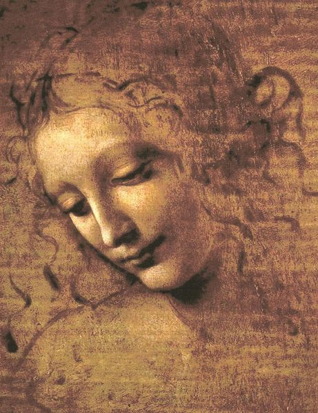 da vinci portrait of a woman