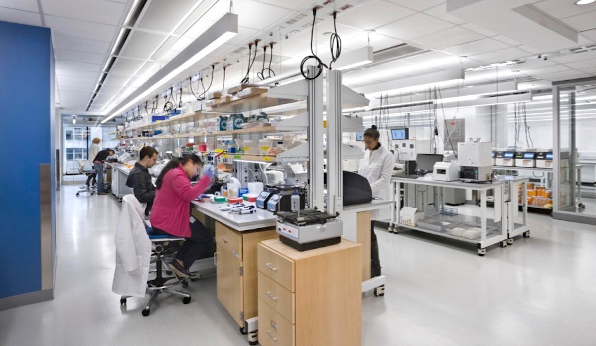 "Featured image for ""New York Genome Center"""
